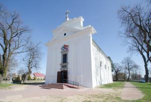 Kościół parafialny pw. św. Jana Kantego w Krasnosielcu