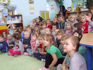 Arton w krasnosielckim przedszkolu 2