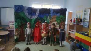 Integracyjne spotkanie przedszkolaków 2
