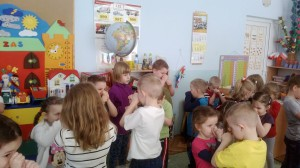 Integracyjne spotkanie przedszkolaków 3