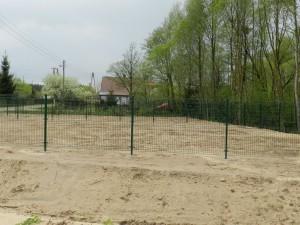 Plac rekreacyjny w Wólce Drążdżewskiej 1