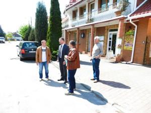 Rozpoczął się remont ulic w Krasnosielcu 1