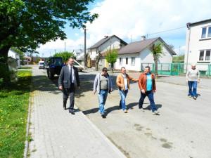 Rozpoczął się remont ulic w Krasnosielcu 2