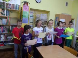 Międzynarodowy miesiąc bibliotek szkolnych 2