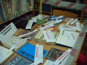 Tydzień Zakazanych Książek w Rakach