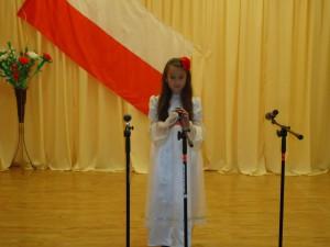 Michalina na podium 2