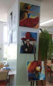 Wystawa malarstwa  01