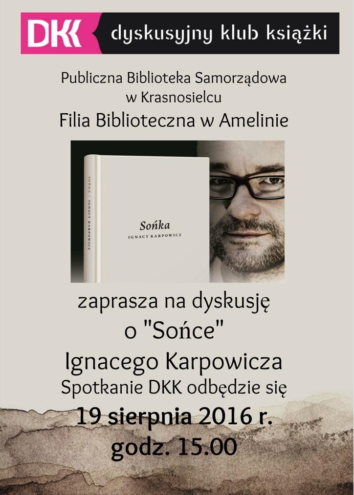 Plakat DKK